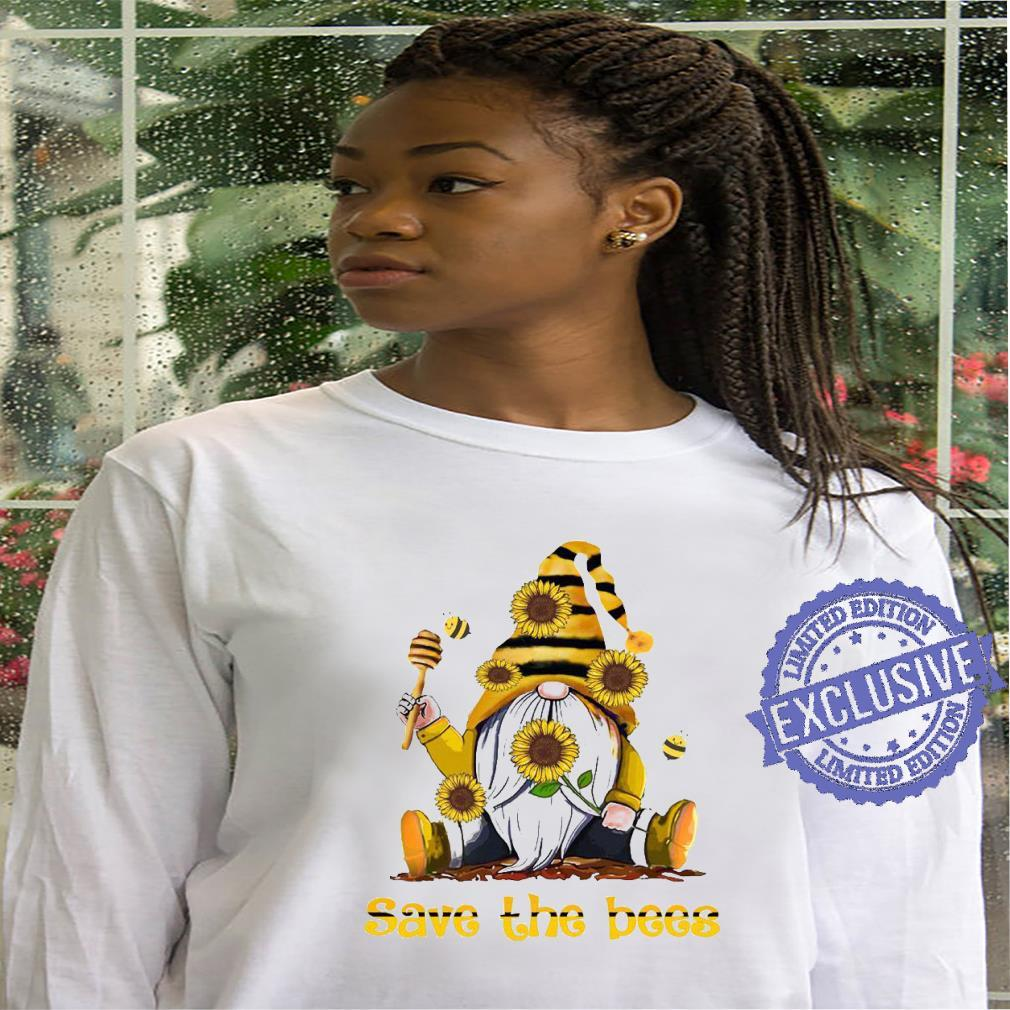 Save the bees shirt hoodie