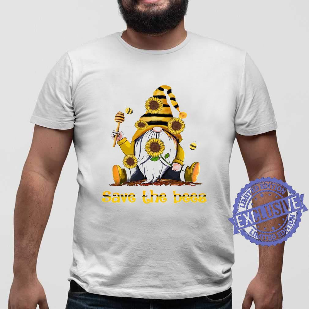 Save the bees shirt sweater